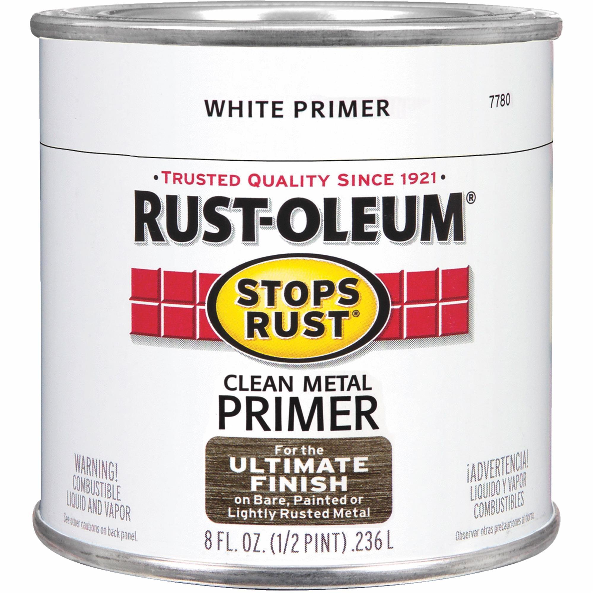 Rust-Oleum Stops Rust Clean Metal Primer