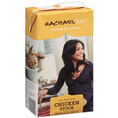 Rachael Ray Stock-In-A-Box: Chicken Flavored Stock, 32 Fl Oz
