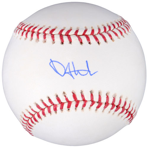 Phil Hughes New York Yankees Autographed Rawlings Baseball