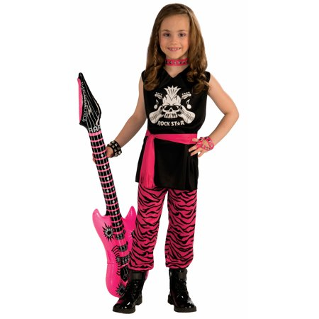 Rock Star Child Costume for $<!---->