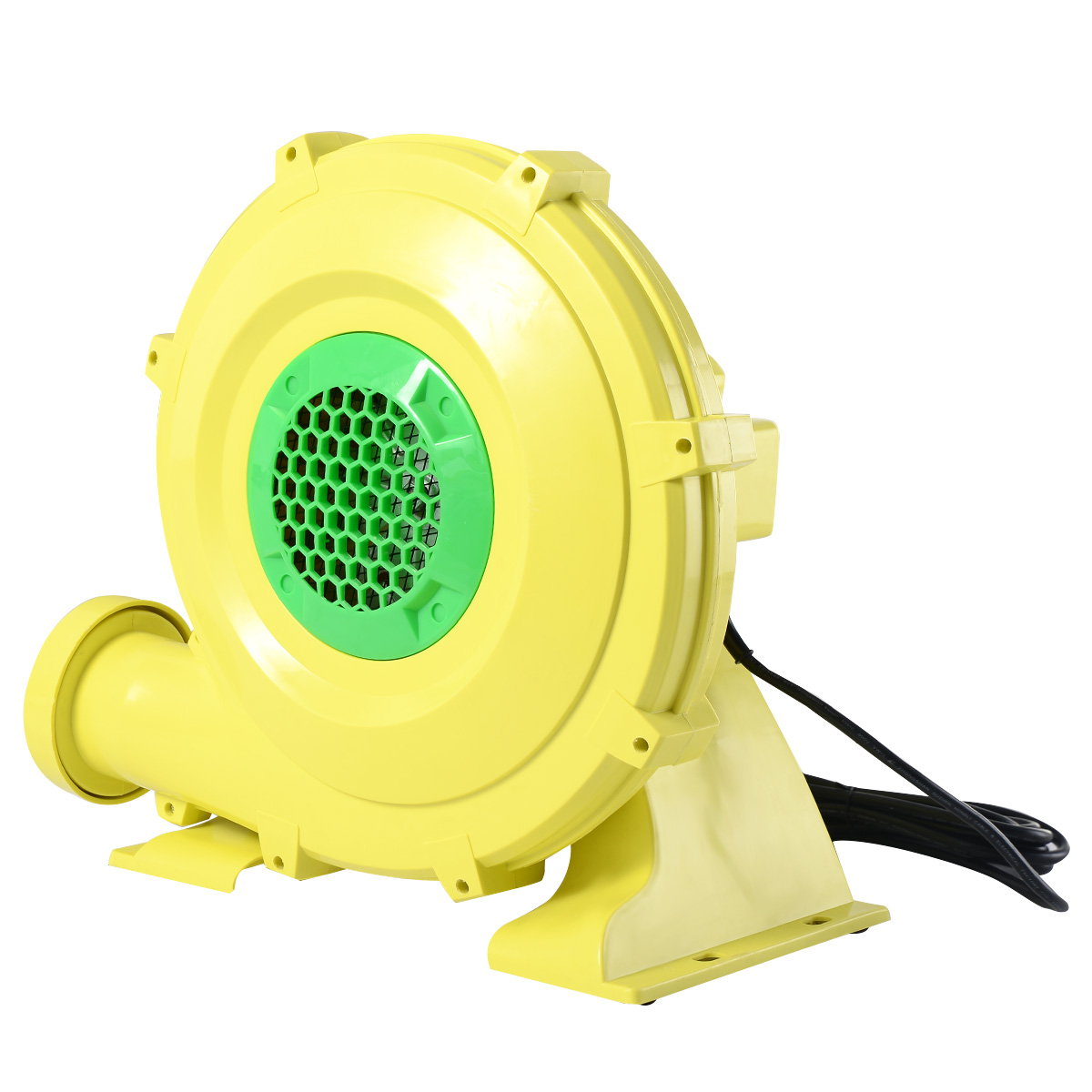 Goplus 950 W 1.25 HP Inflatable Bouncy Bounce House Castle Air Blower Pump Fan