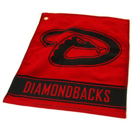 Team Golf 95080 MLB Arizona Diamondbacks - Woven Towel
