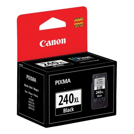 Canon PG-240XL Black Ink Cartridge (5206B001), High