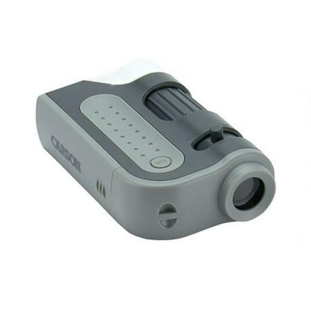 Carson Microbrite Plus 60-120x Pocket Microscope,Black/Grey,Pack of