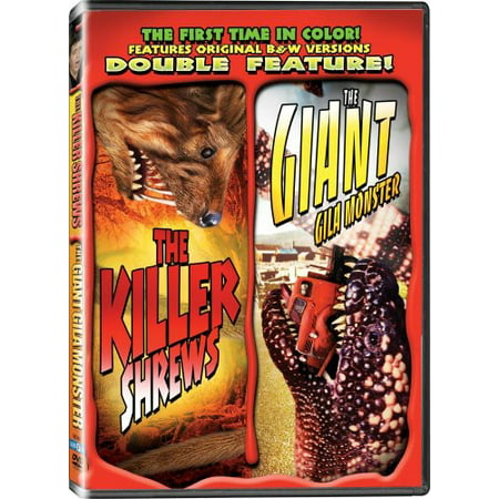 The Killer Shrews / The Giant Gila Monster (DVD) (Best Gay Tv Couples)