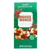 Harry & David Dark Chocolate and Caramel Moose Munch Popcorn 13.4 oz each (1 Item Per Order, not per case)