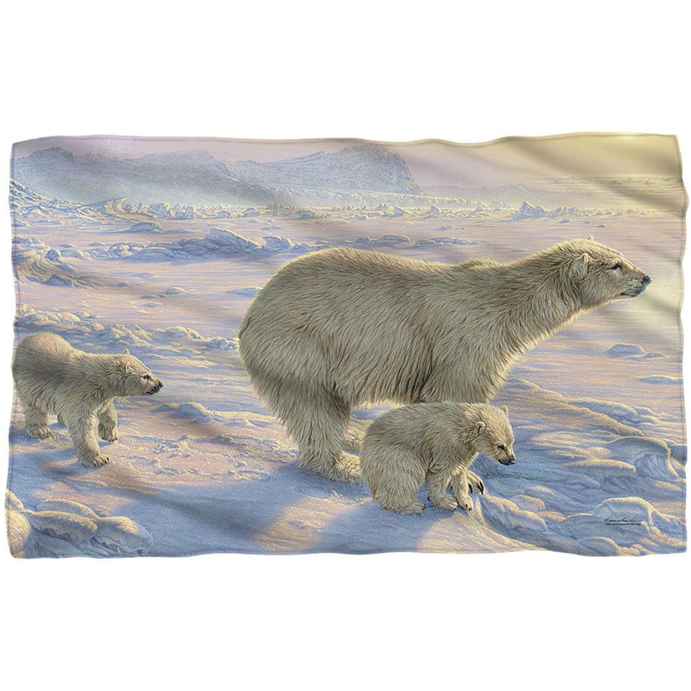 Wild Wings Fleece Blanket