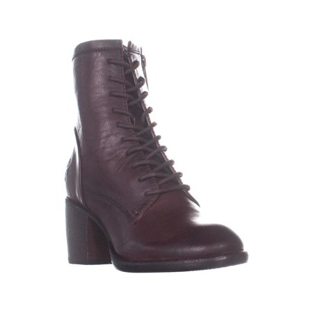 Patricia Nash Sicily Ankle Booties, Merlot - image 6 of 6