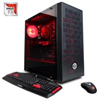 CYBERPOWERPC Gamer Ultra GUA3120CPG Desktop Gaming PC with AMD FX-6300 3.5GHz, 8GB Memory, AMD Radeon R7 240 2GB Graphics, 1TB HDD, 802.11ac WiFi USB Adapter and Windows 10 Home
