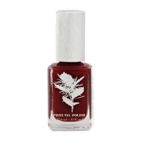Priti NYC - Lacquer Nail Polish Queen Of Night Tulip - 0.43 fl. oz.