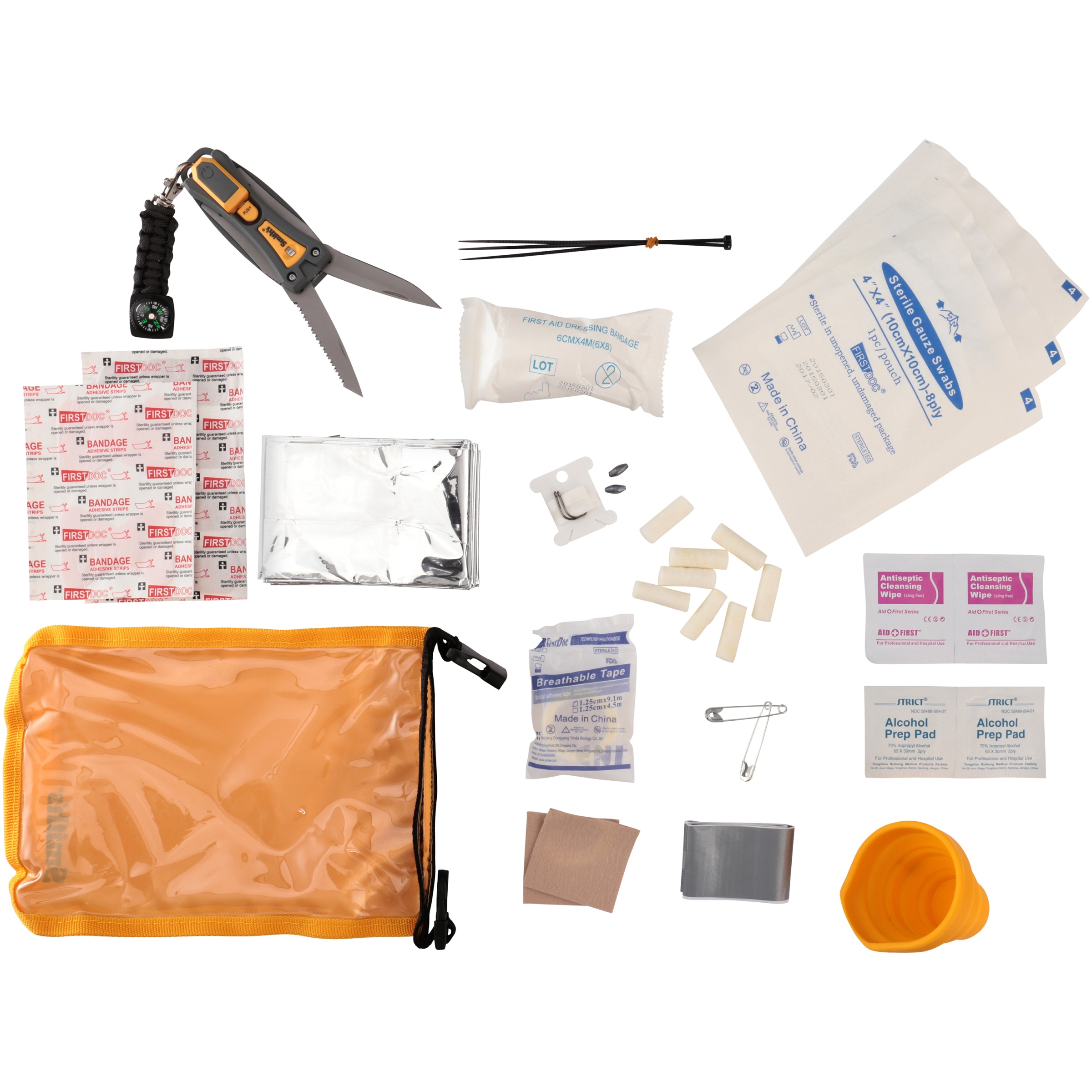 Smith's® Ultimate Survival Kit and Multi-Tool