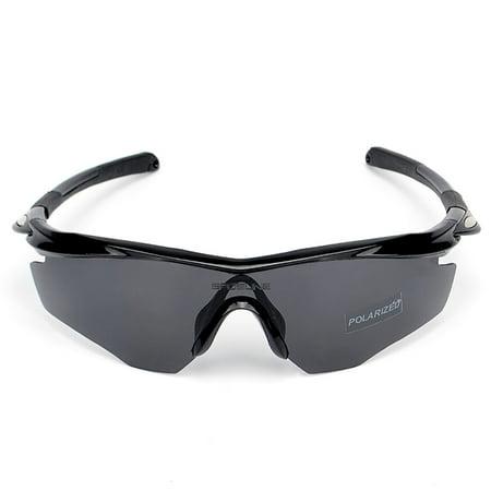 f0588f96445 Polarized Cycling Sunglasses Bike Bicycle UV400 Protection Sports Driving  Golf Motorcycling Fishing Skating Skiing Traveling Sunglasses - Walmart.com