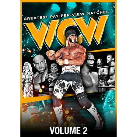 WWE: WCW Pay-Per-View Matches (Volume 2) (Vudu Digital Video on Demand)](Wdw Halloween)