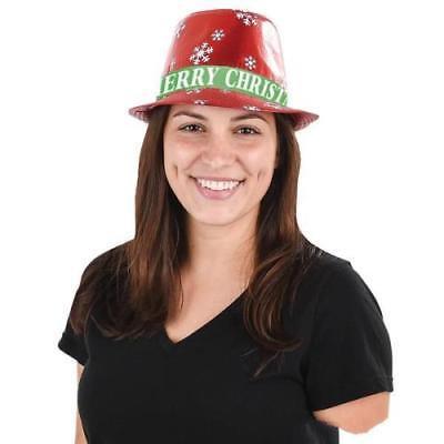 CHRISTMAS FEDORA - Christmas Fedora