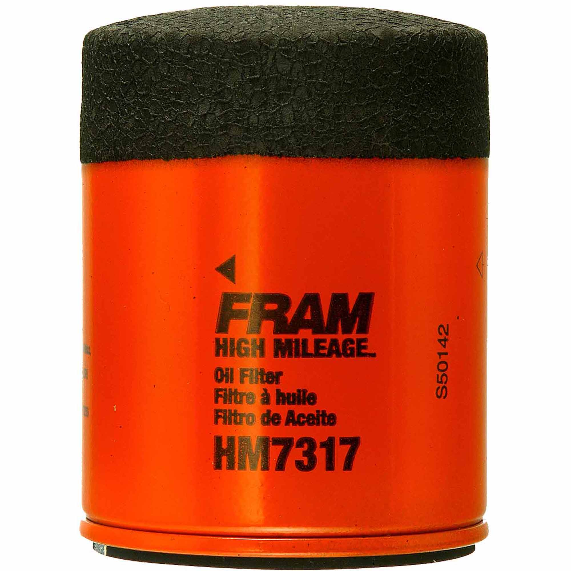 FRAM High Mileage Oil Filter, HM7317