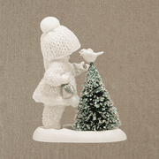 Department 56 Snowbabies 4037330 Bird Feeder NIB