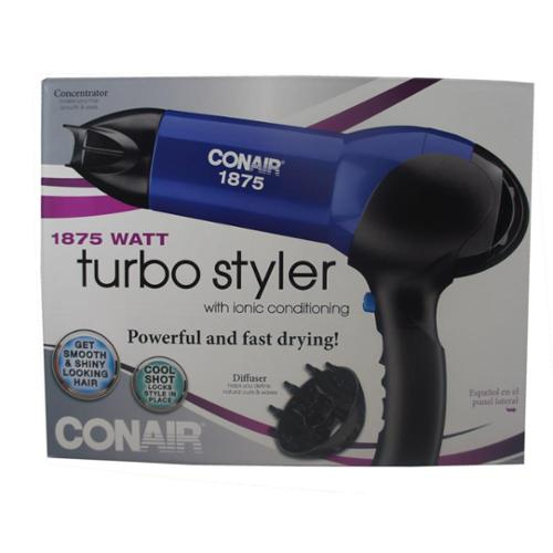 Conair Ionic Turbo Styler 1875 Watt Hair Dryer