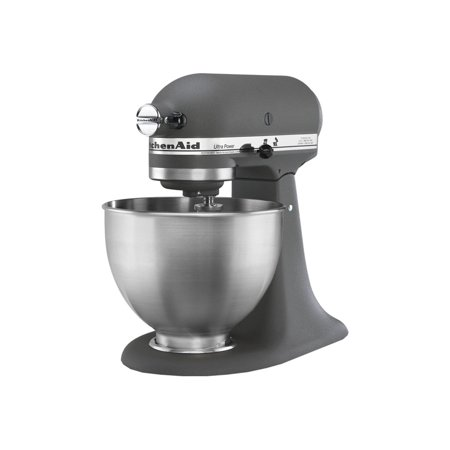 KitchenAid 4-1/2-Quart Ultra Power Stand Mixer, Grey