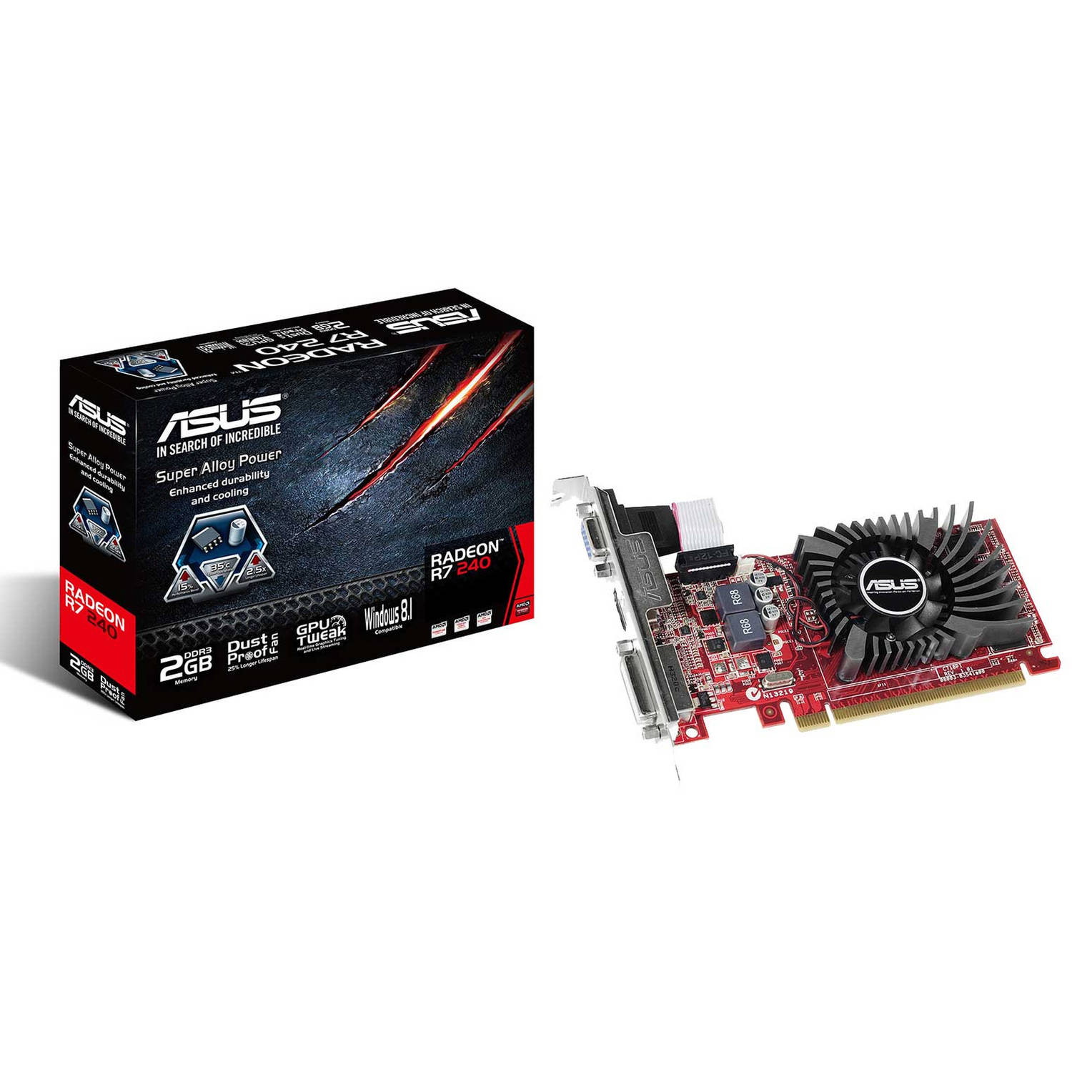 ASUS R7240-2GD3-L TREIBER WINDOWS XP