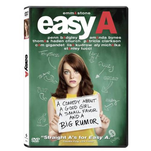 Easy A (Widescreen)