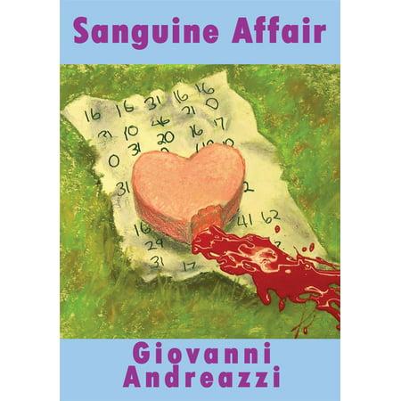 Sanguine Affair - eBook