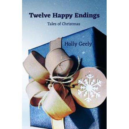 Twelve Happy Endings - eBook