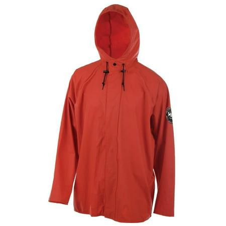 Helly Hansen Work Jacket Mens Abbotsford Nylon Knit Pu Coated 70193