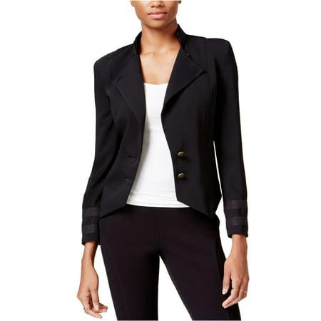 - Rachel Roy Womens Angled Military Blazer Jacket