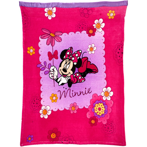 Disney Minnie Mouse Toddler Blanket