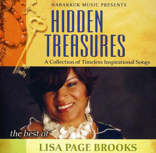 Hidden Treasures: The Best of Lisa Page Brooks
