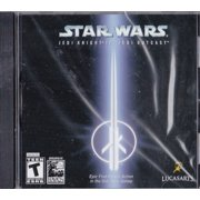 Star Wars JEDI KNIGHT II 2: Jedi Outcast (PC Game) Epic 1st person Action in the Star Wars Galaxy