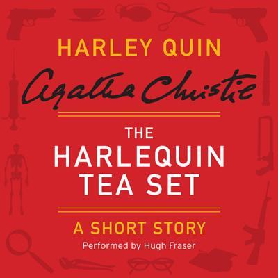 The Harlequin Tea Set - Audiobook