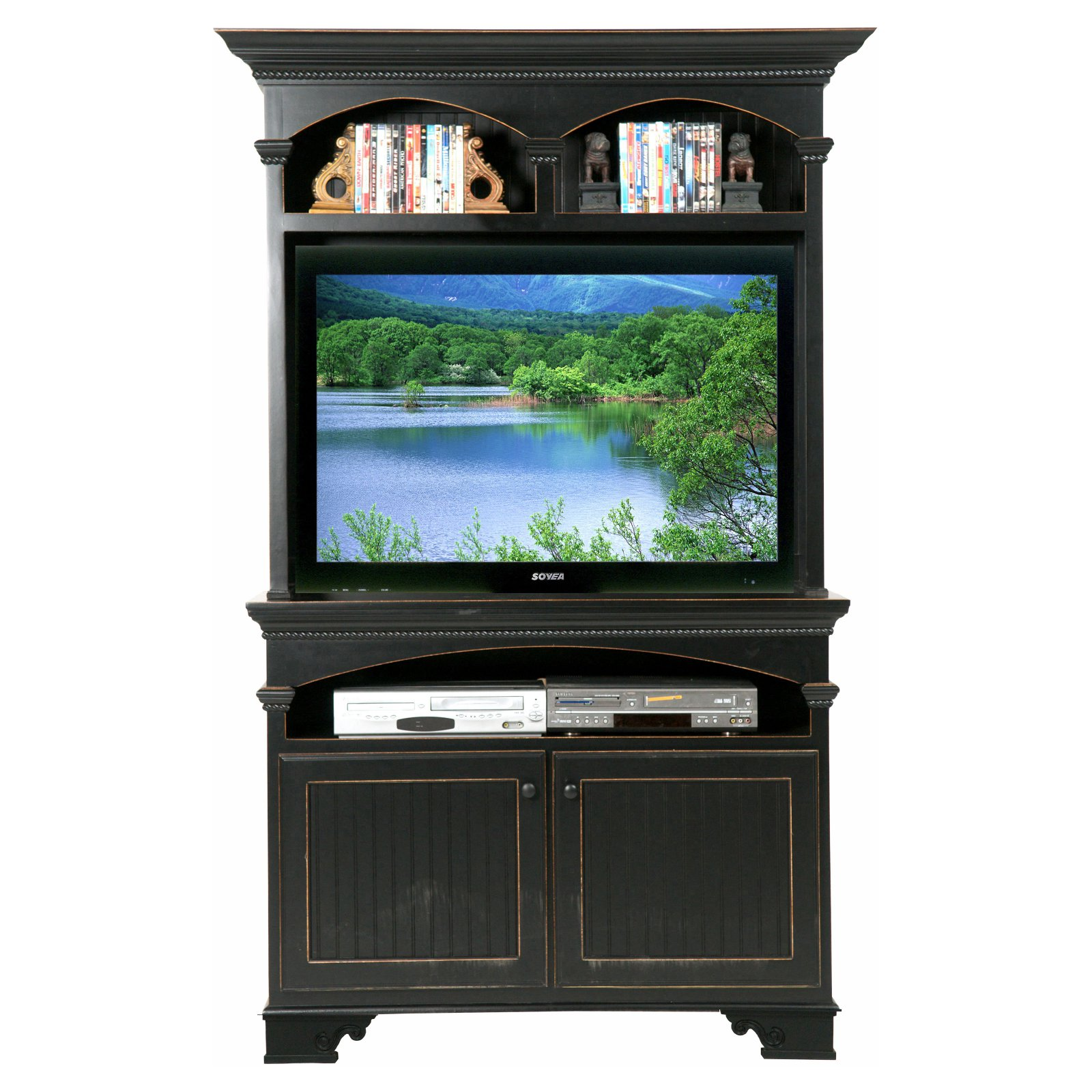 Eagle Furniture American Premiere Customizable 49 in. Entertainment Center