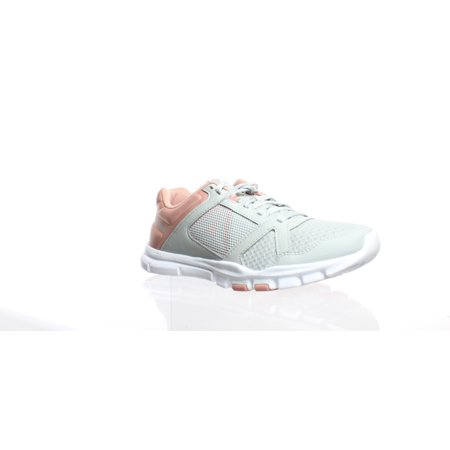 Reebok Womens Yourflex Trainette 10 Gray Cross Training Shoes Size
