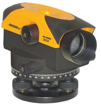 Johnson Automatic Level, Optical, 40-6960