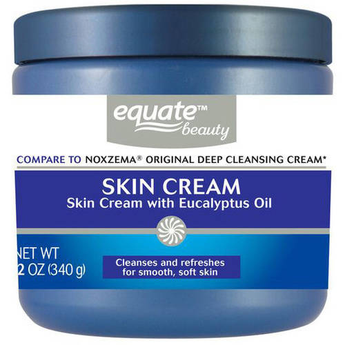 Equate Deep Cleansing Skin Cream, 12 oz