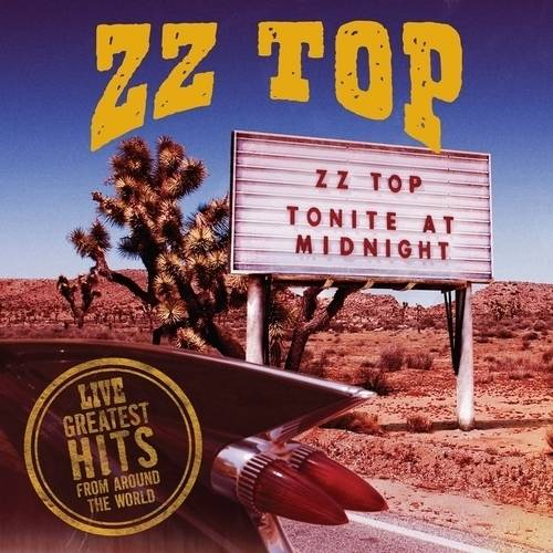 ZZ Top Live - Greatest Hits From Around The World