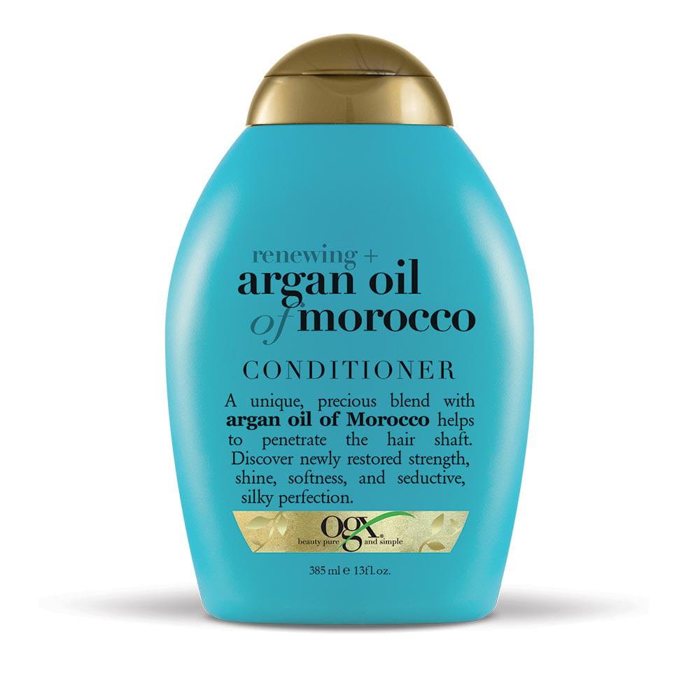 OGX Renewing + Argan Oil Morocco Conditioner, 13 FL OZ