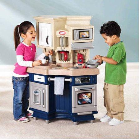 Little Tikes Super Chef Kitchen - Walmart.com