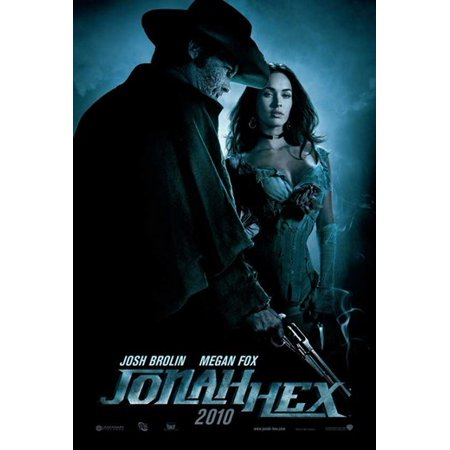 Jonah Hex   Style A Movie Poster  11 X 17
