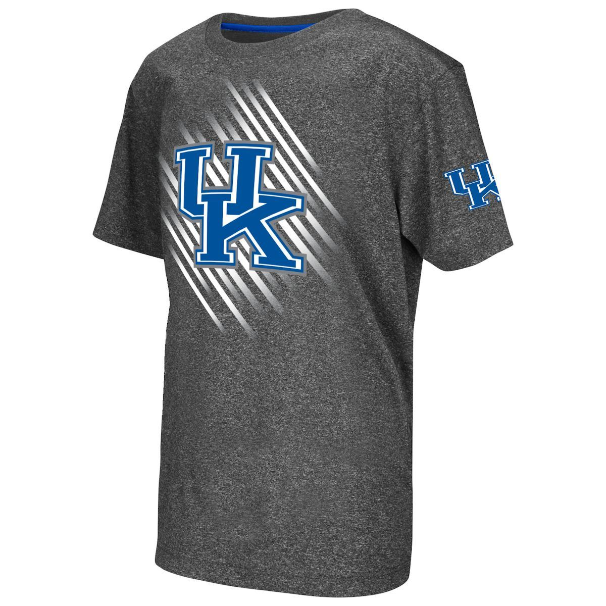 Kentucky Wildcats Position Youth Heather Charcoal T-Shirt