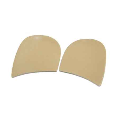 Orthotics O Type Bow Legs Corrector Silicone Bevel Heel Insoles Pads Cushions