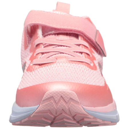 Saucony Kids' Liteform Feel aC Sneaker, Pink, Size Little Kid 3.0