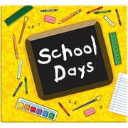 "MBI School Days Postbound Album, 12"" x 12"""