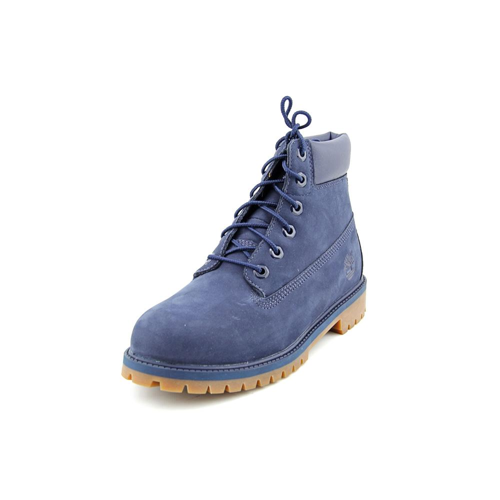 Timberland 6 In Prem WP   Round Toe Leather  Boot