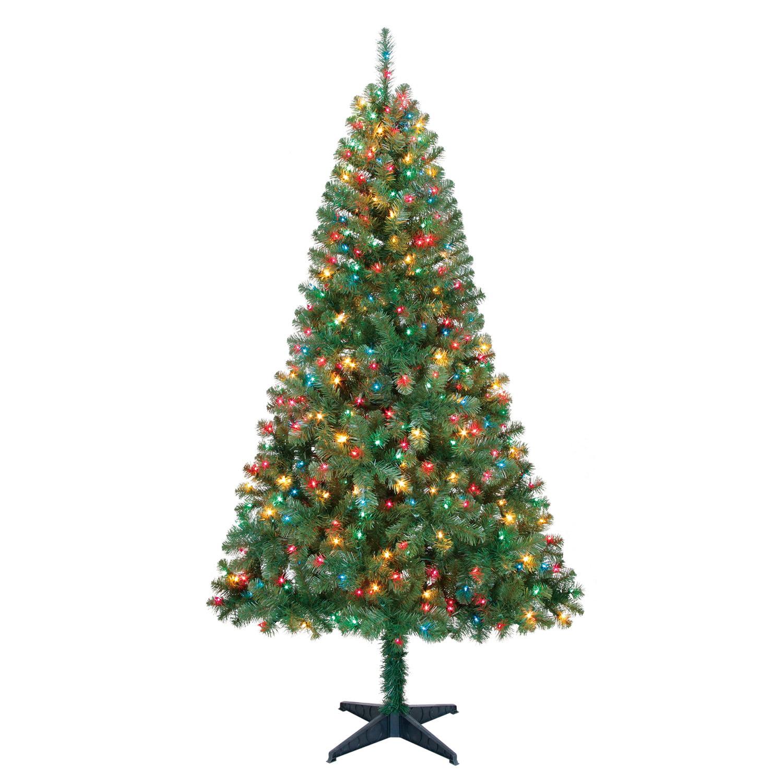 5ft Pre Lit Christmas Tree