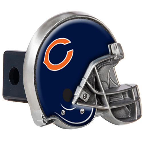 """Great American Products Chicago Bears Helmet Trailer Hitch Cover Helmet Trailer Hitch Cover"""