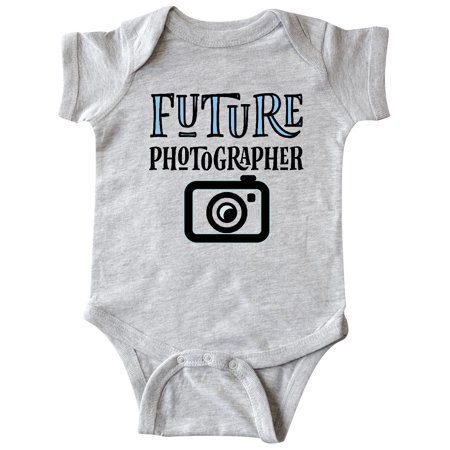 Future Photographer Childs Camera Infant Creeper