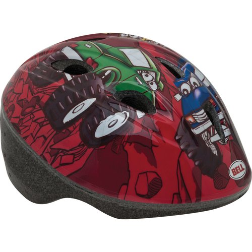 Bell Sports Zoomer Monster Truck Toddler's Bike Helmet