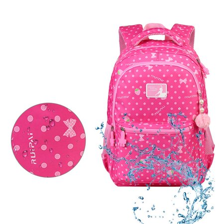 751d4eeecf56 Vbiger School Backpack Adorable Student Shoulders Bag Multi-functional School  Bag Casual Outdoor Daypack for